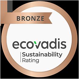 Ecovadis Bronze
